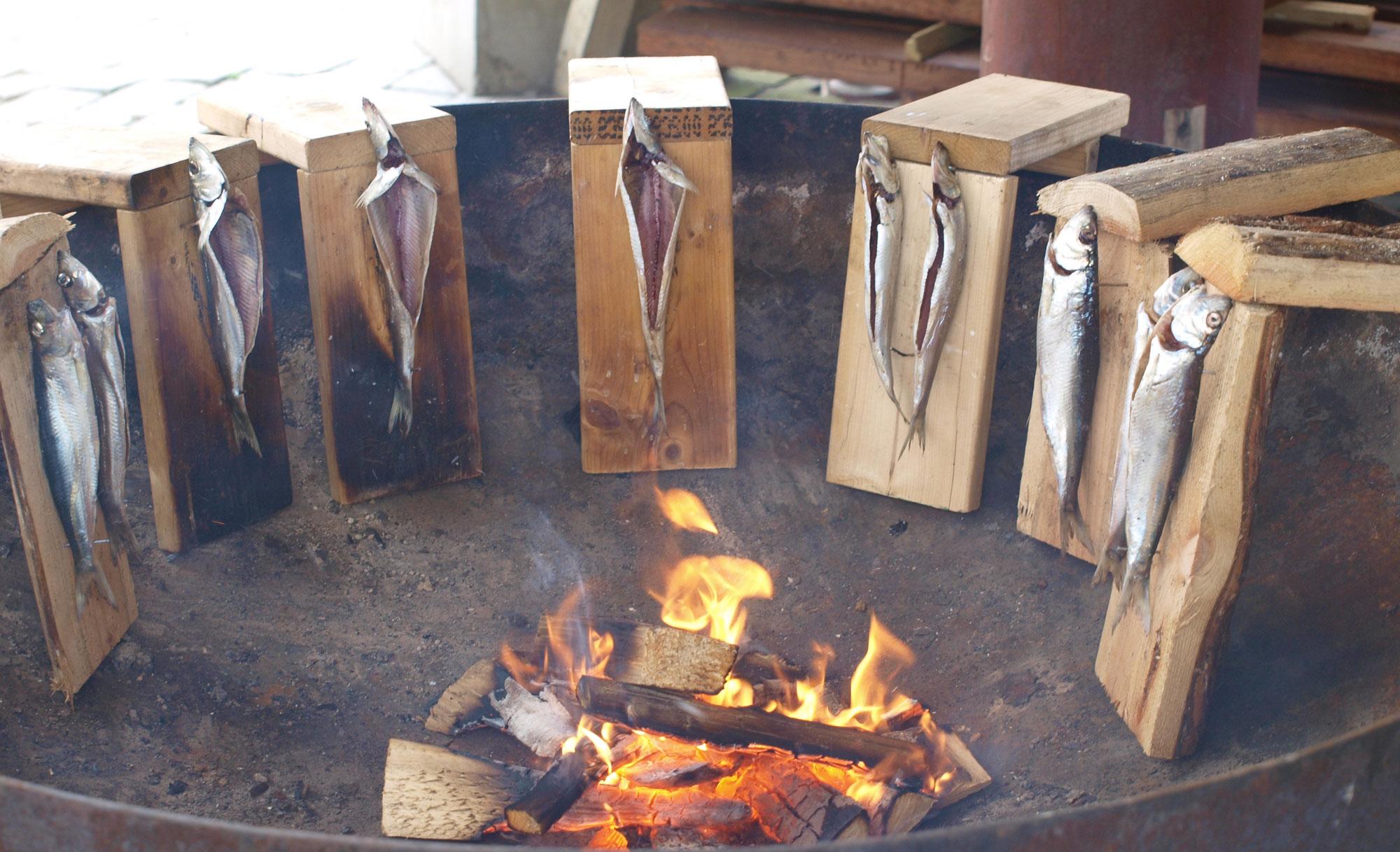 Plankesild er en god måde at tilberede alle fisk på.