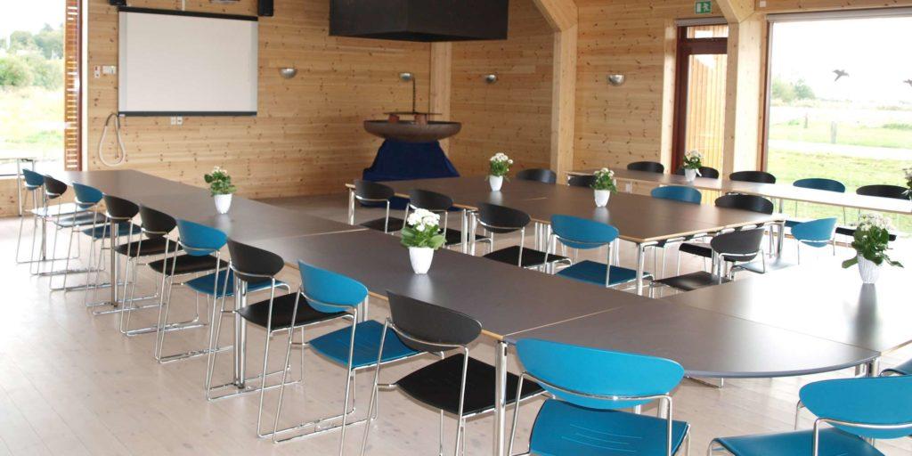 konference rum til virksomhedstur