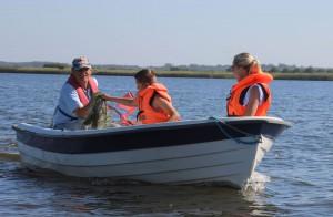 overnatning fjordcamp oplevelser på vandet