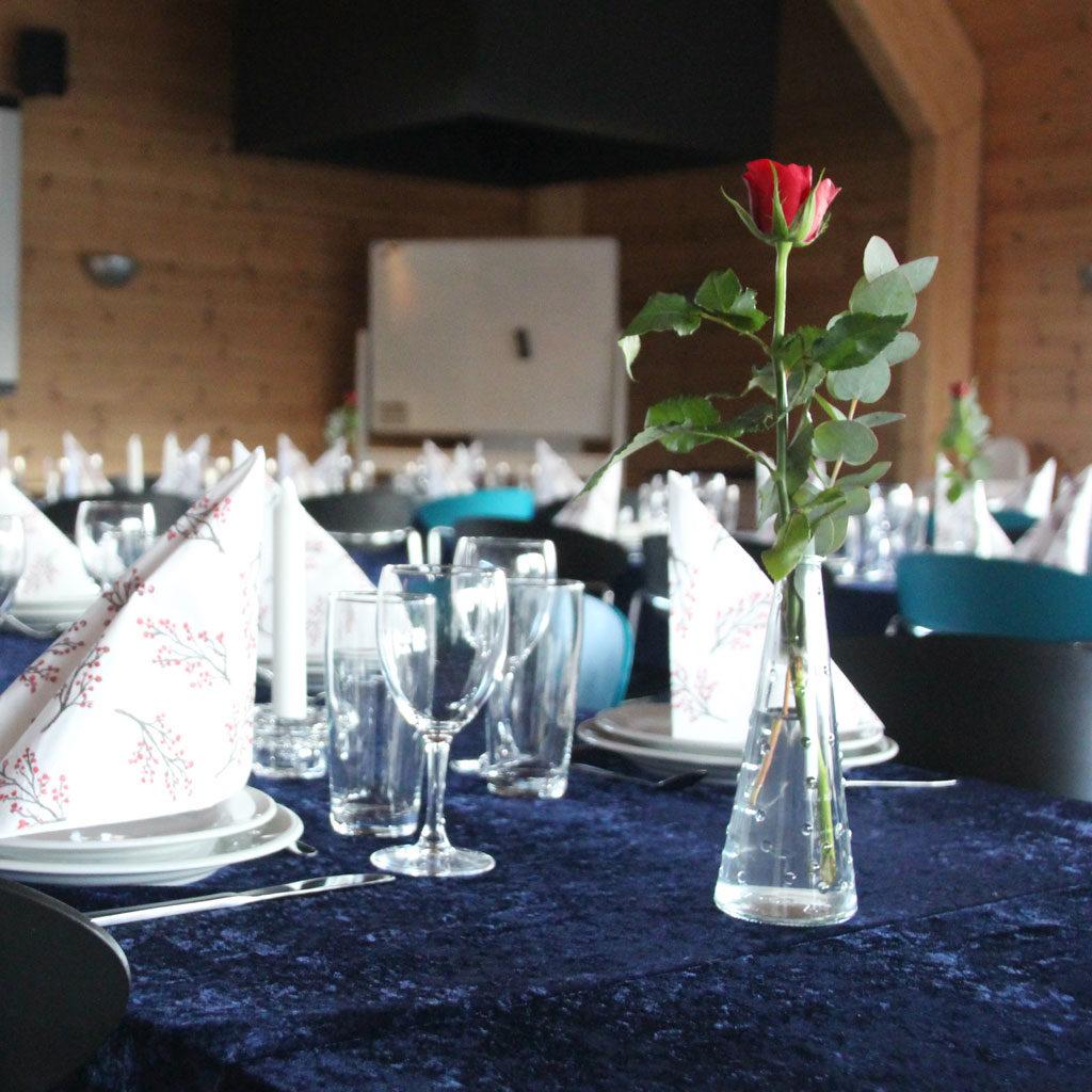 Bålhuset er en fantastisk ramme for din næste fest
